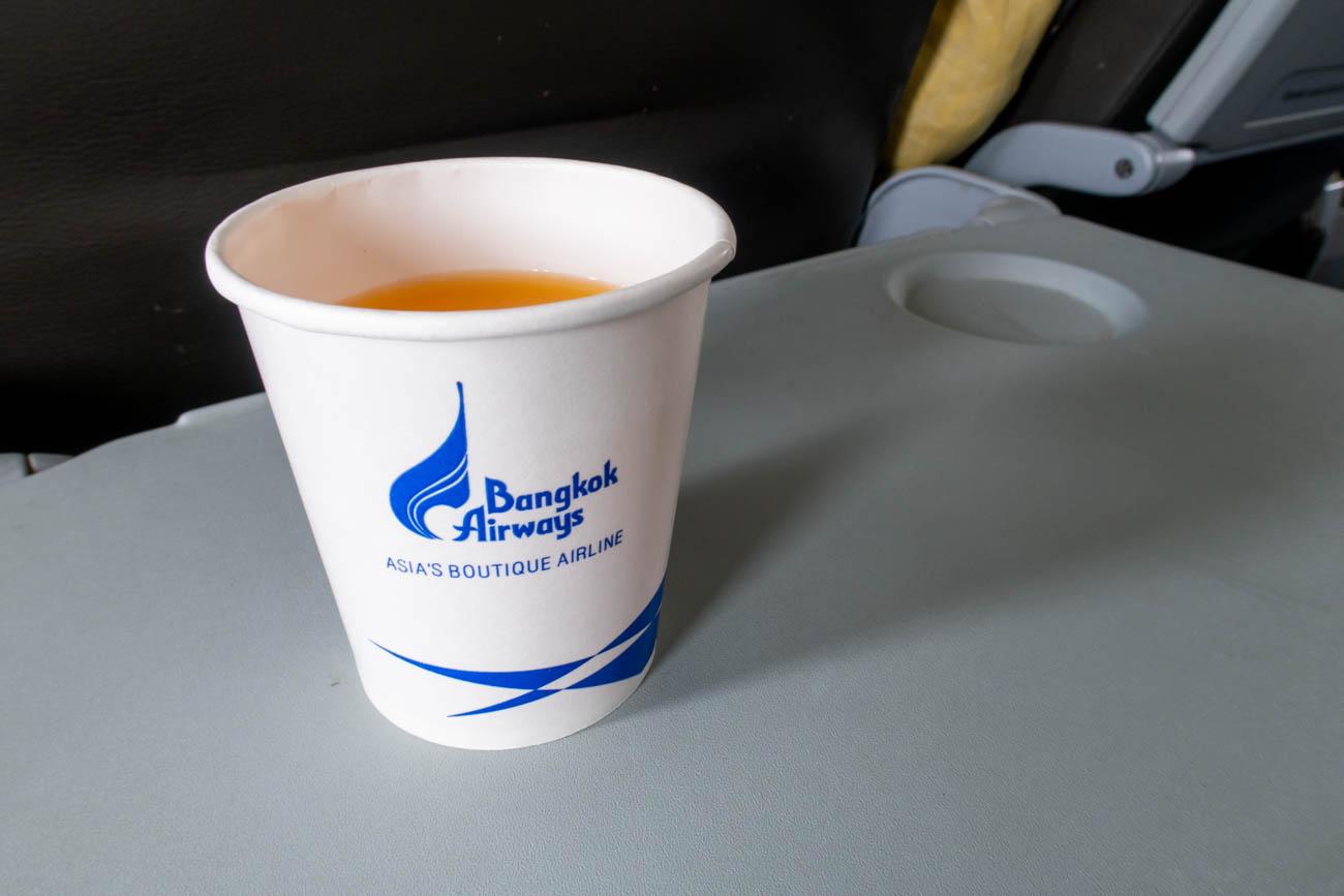 Bangkok Airways Drink