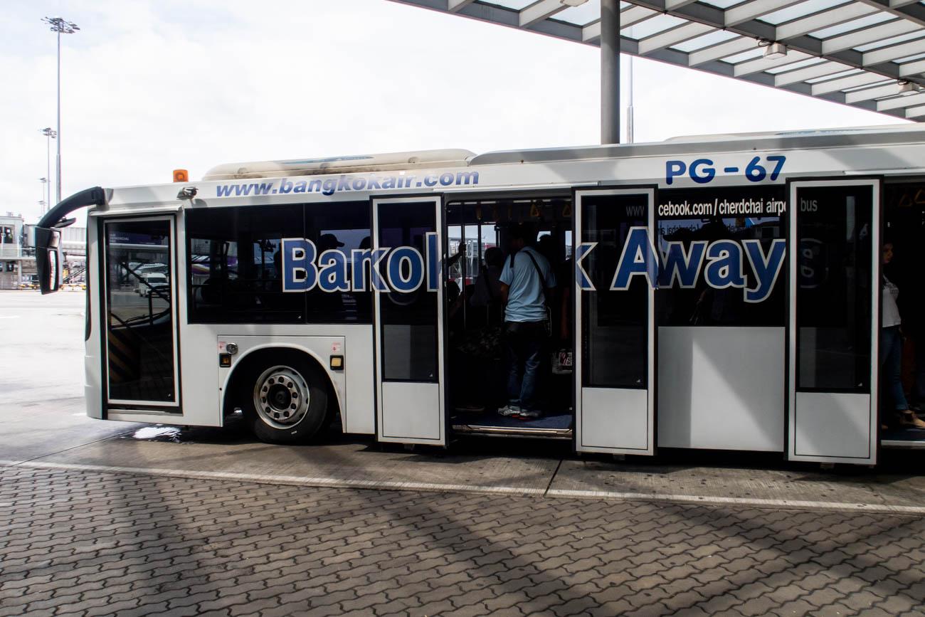 Bangkok Airways Bus