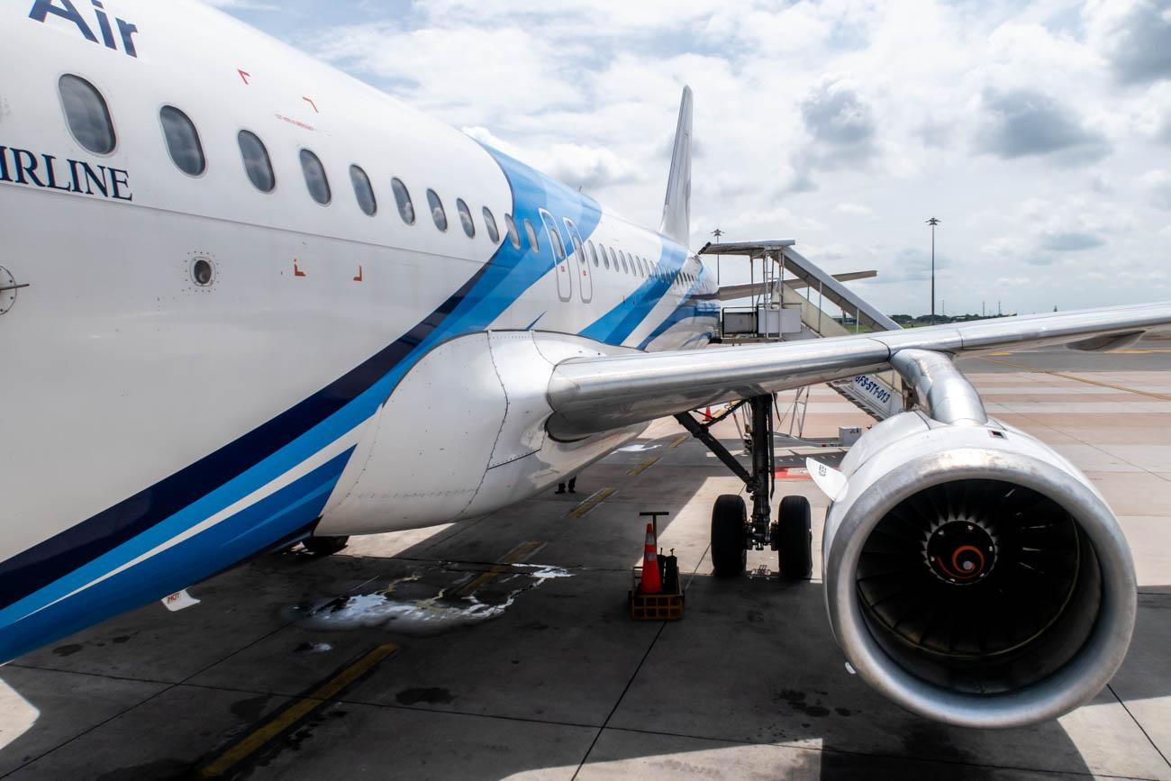 Bangkok Airways A320