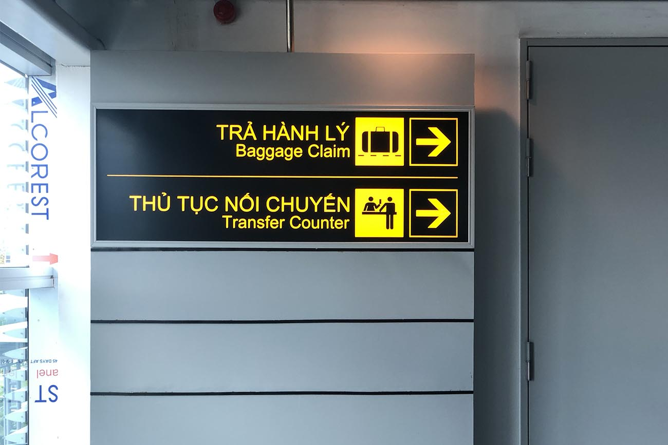 A Not-So-Smooth Transfer at Da Nang Airport