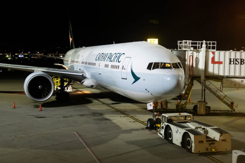 Fifth Freedom, First Class: Onboard Cathay's Flight from Vancouver to New York