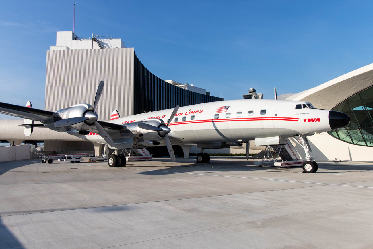 The Connie at the TWA Hotel