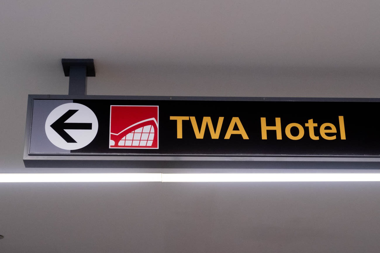 Getting to TWA Hotel at New York JFK