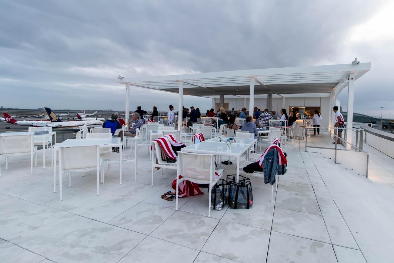 The Pool Bar at TWA Hotel