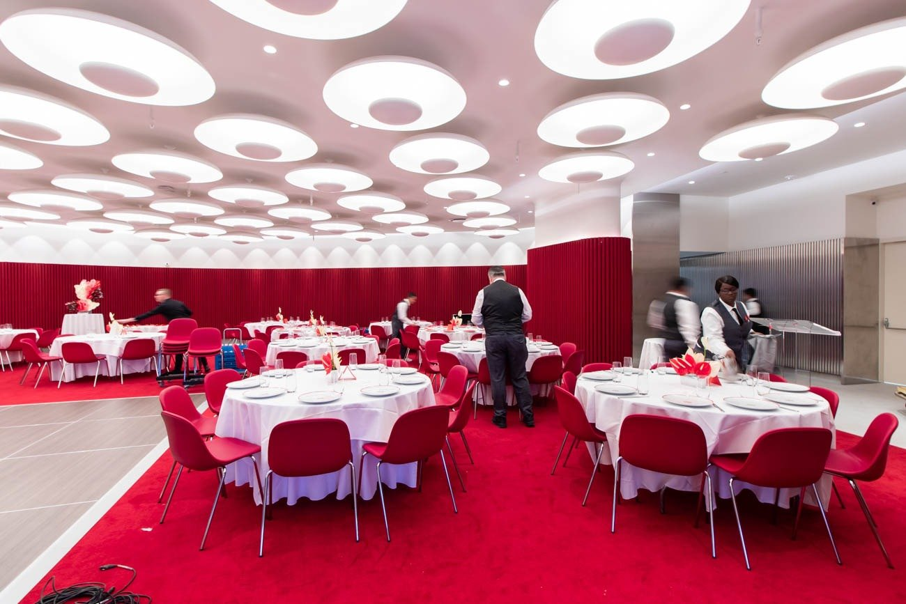 TWA Hotel Ballrooms
