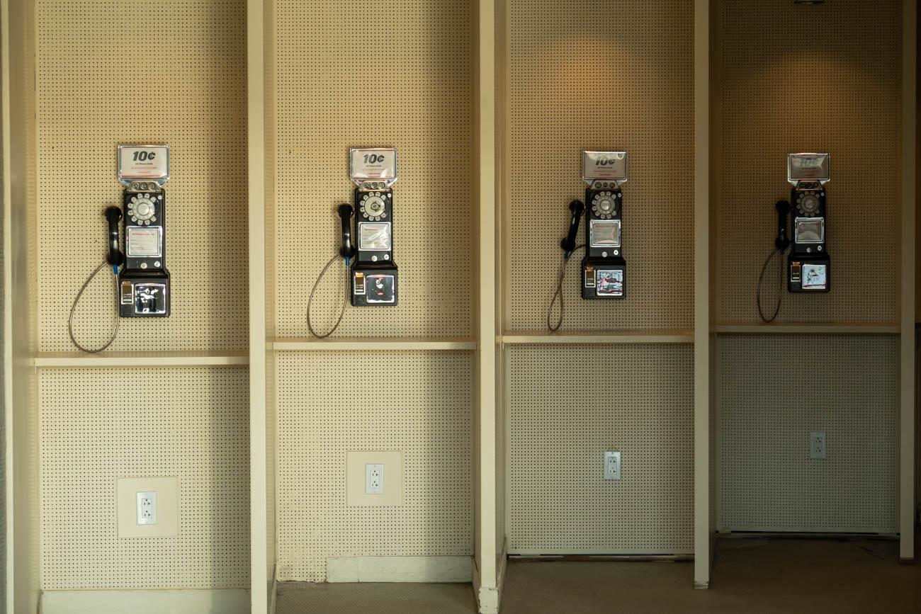 TWA Hotel Public Phones