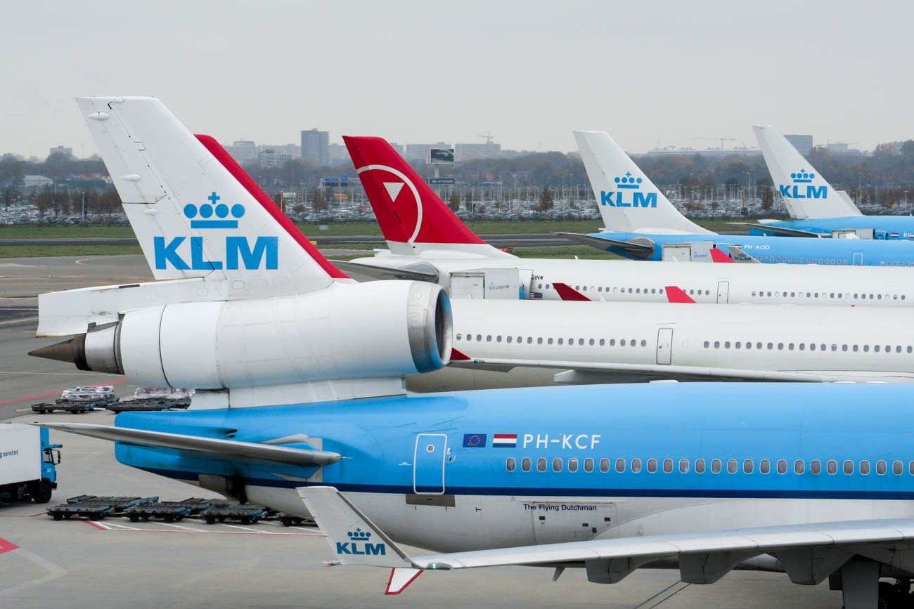 Northwest Airlines and KLM Partnership