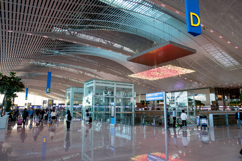 Seoul Incheon Terminal 2