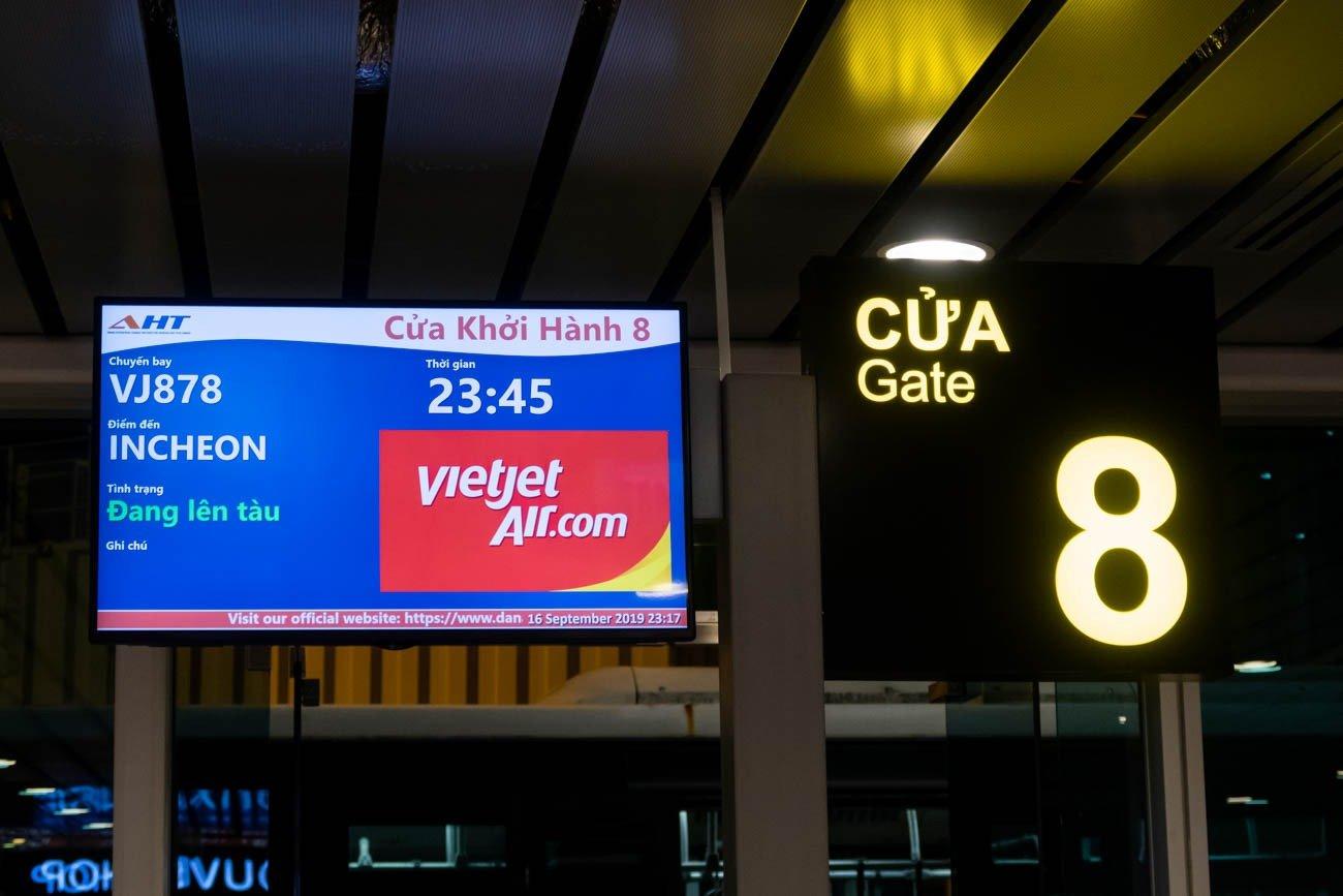 VietJet Flight 878