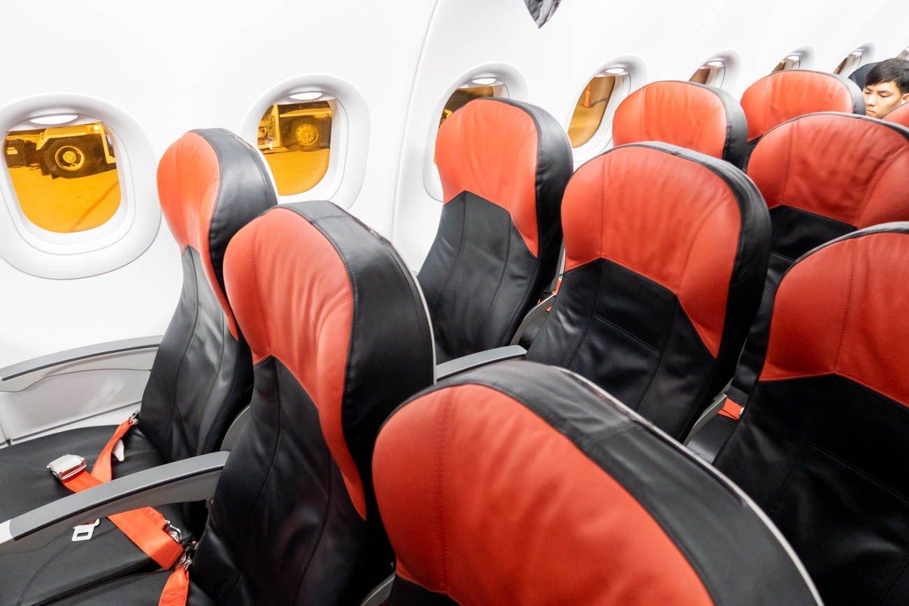 VietJet A321 Seats