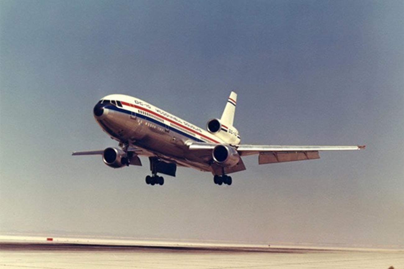 Douglas DC-10 FAA Grounding