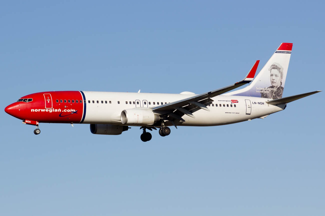 Norwegian Air Fleet