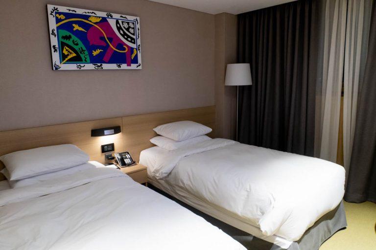 Howard Johnson Incheon Airport Beds