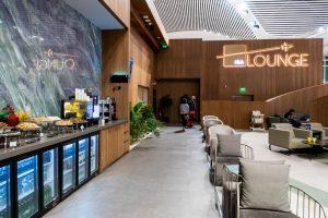 IGA Lounge Istanbul Snacks
