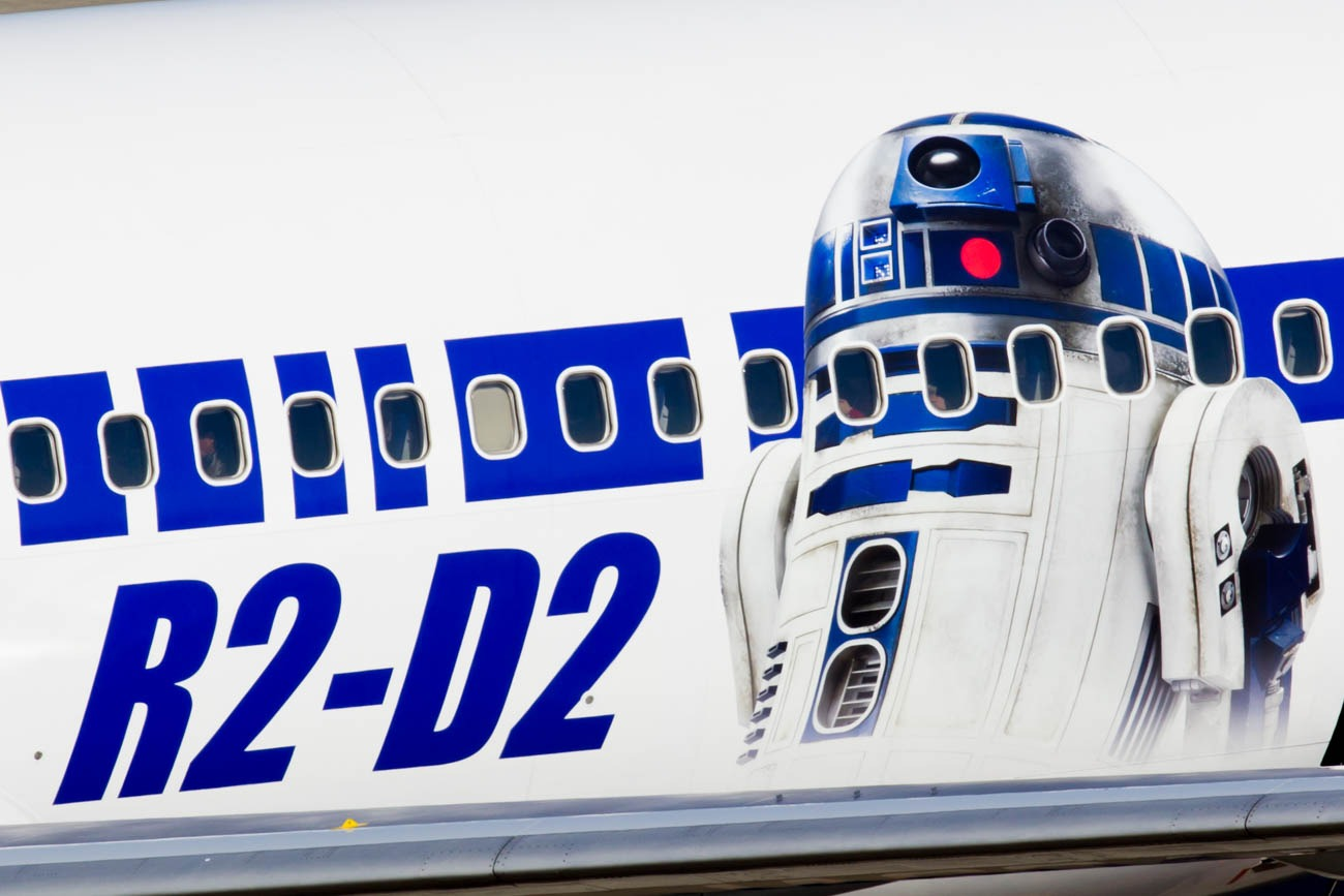 A Complete Guide to Star Wars Jets: ANA, LATAM, Virgin Atlantic, and United