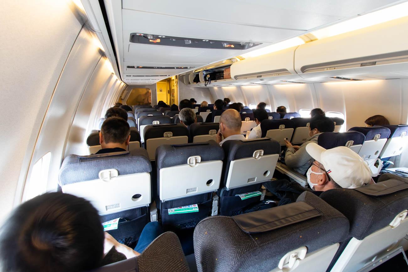 ANA 737-500 Load