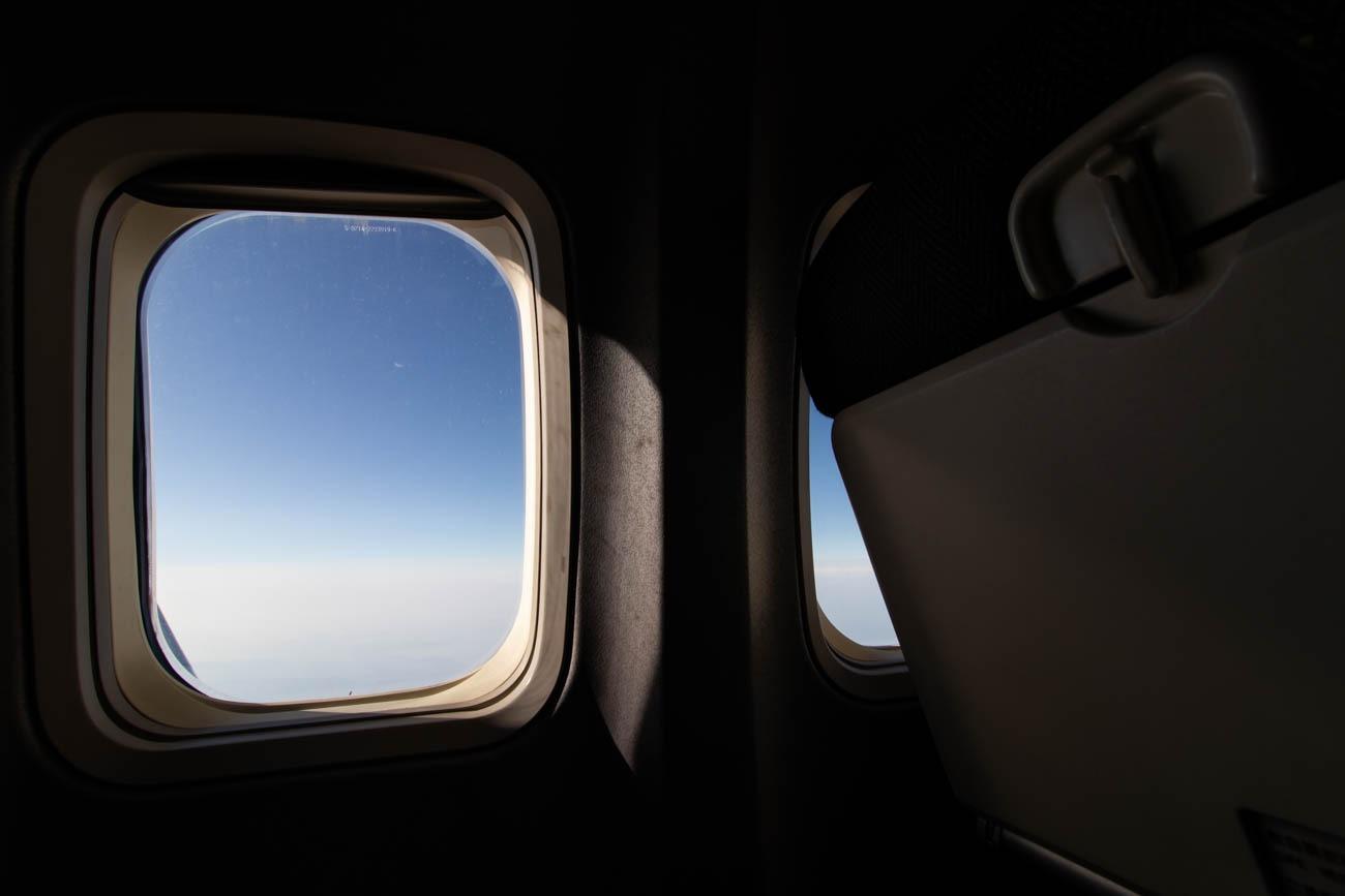 ANA 737-500 Window