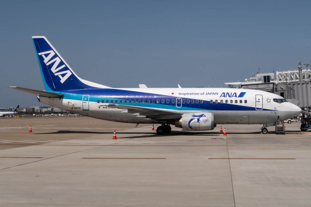 ANA 737-500