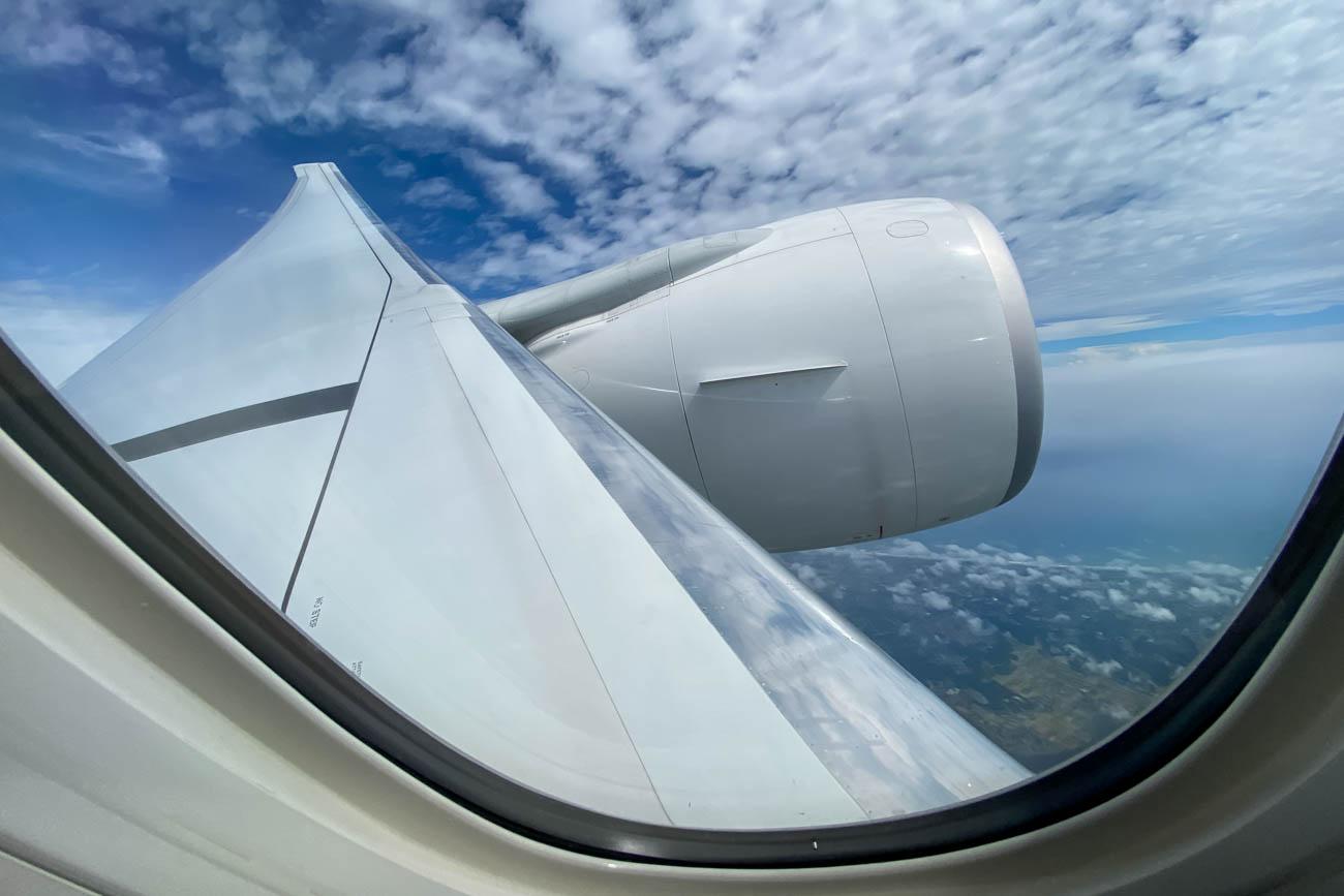 Swiss Flight 161 from Tokyo to Zurich