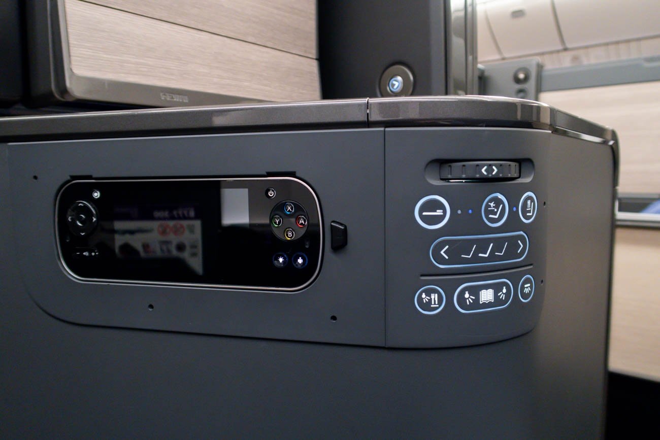 ANA The Room Business Class Suite Features