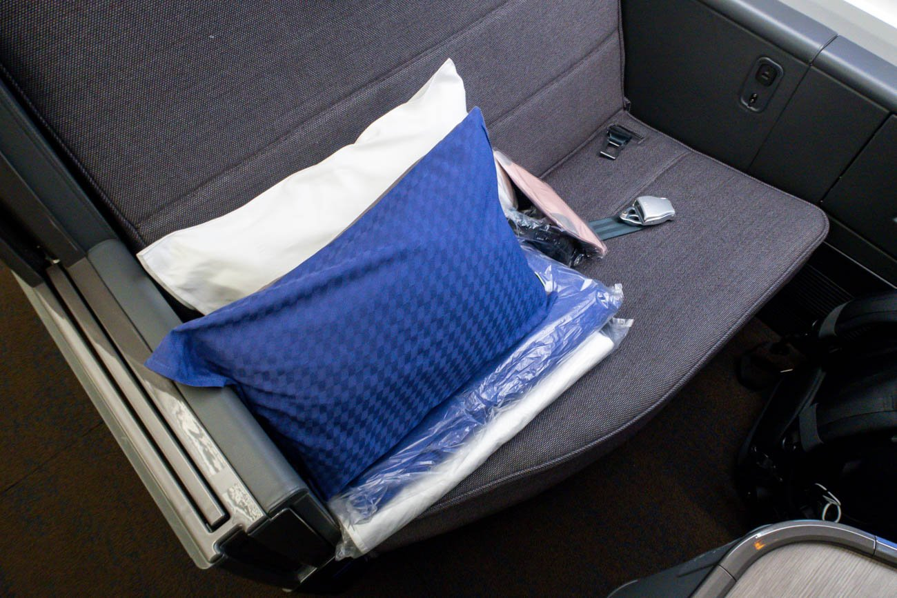 ANA The Room Business Class Seat