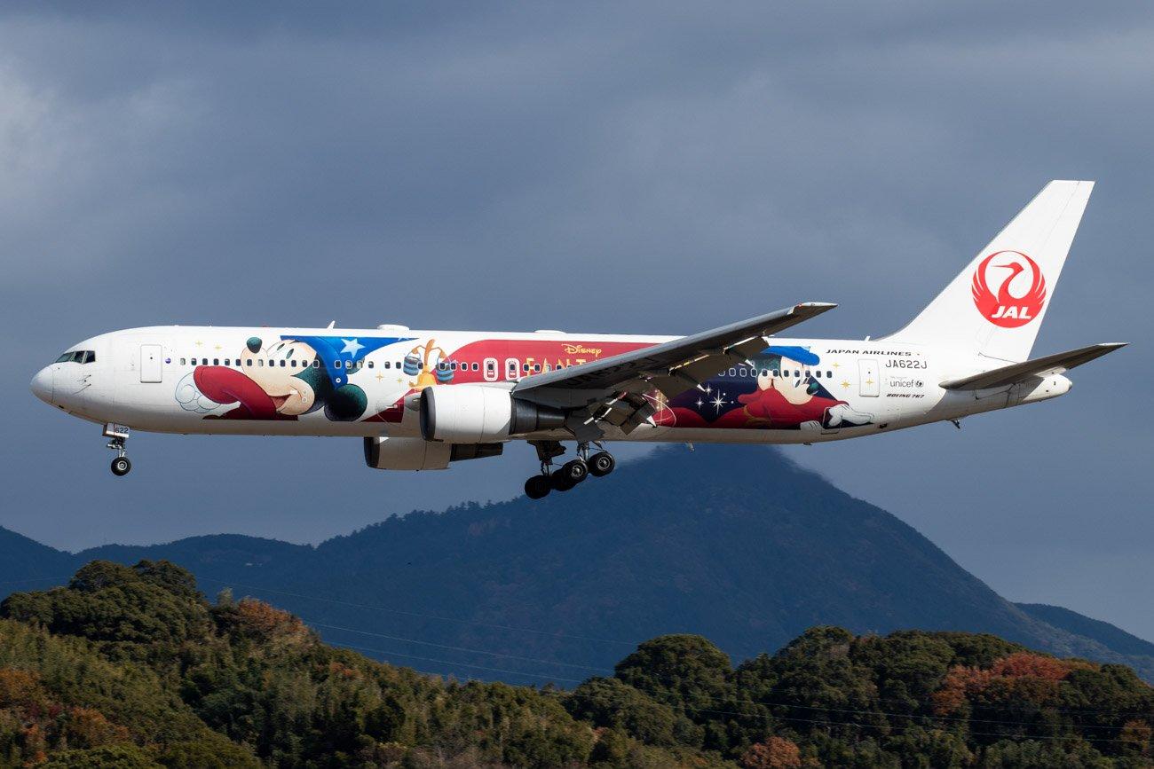 JAL Dream Express Fantasia 80