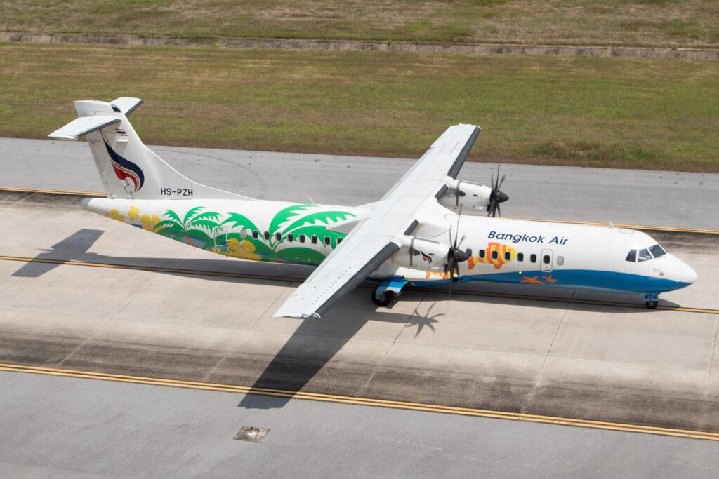 ATR 72 vs. Dash 8 Q400