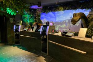 Henn na Hotel Tokyo Haneda Dinosaurs
